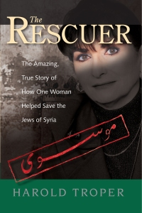 The Rescuer ebook cover