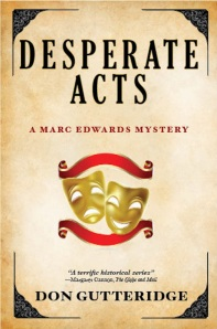 Gutteridge Desperate Acts Cover