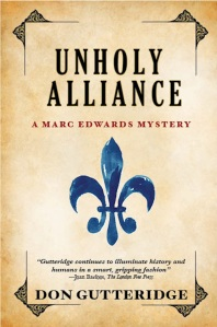 Gutteridge Unholy Alliance cover
