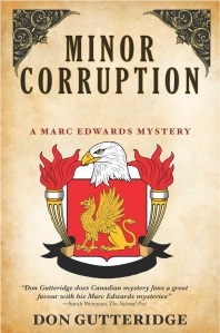 Gutteridge Minor Corruption Cover