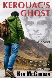 McGoogan Kerouac's Ghost Cover Smashwords